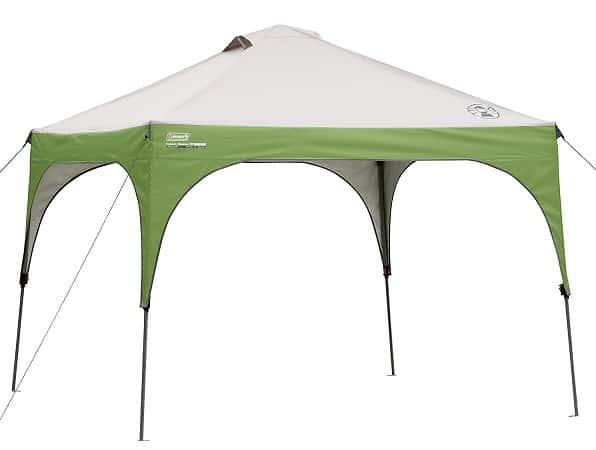 The best thing about this Coleman Instant Beach Canopy is you just have to go through 3 steps to set it up. Also the installation process takes roughly 3 ...  sc 1 th 195 & Top 10 Best Pop Up Canopy Reviews 2018 [UPDATED]
