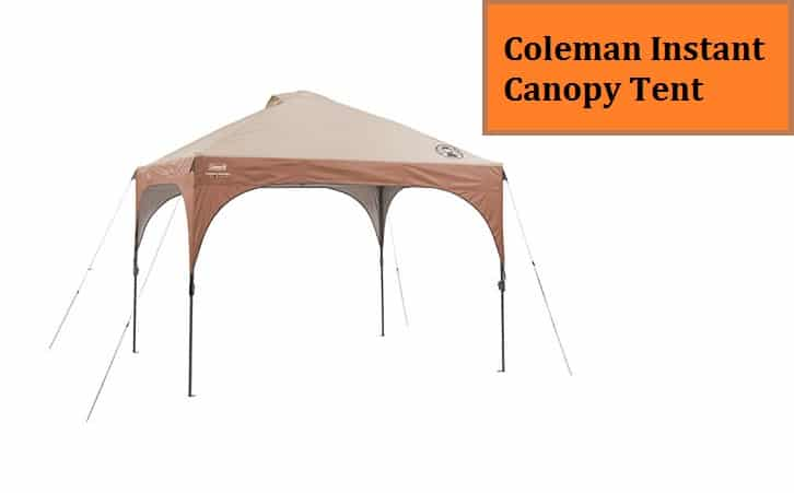 Coleman Instant Canopy Tent Review