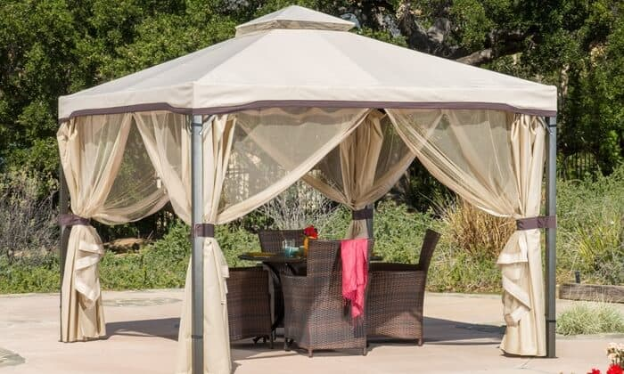 Top 10 Best Gazebo Reviews and Buyer's Guide