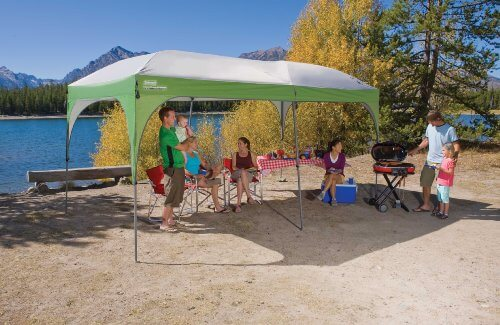 Benefits of pop up canopy tents