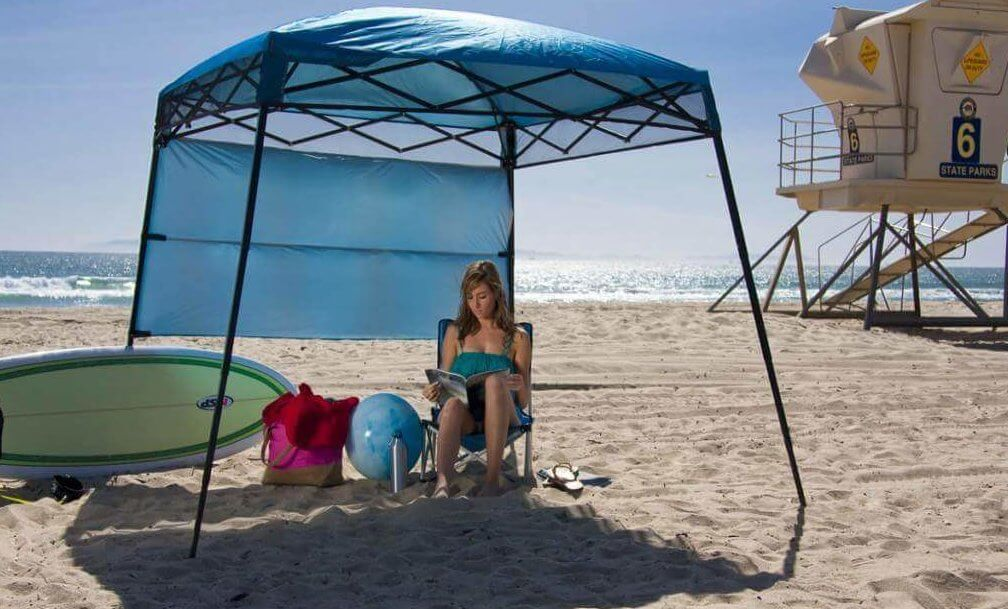 Top 10 Best Beach Canopy For Sun Shelter Shade