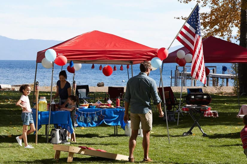 10 Reasons Why Your Next Backyard BBQ Needs a Party Tent