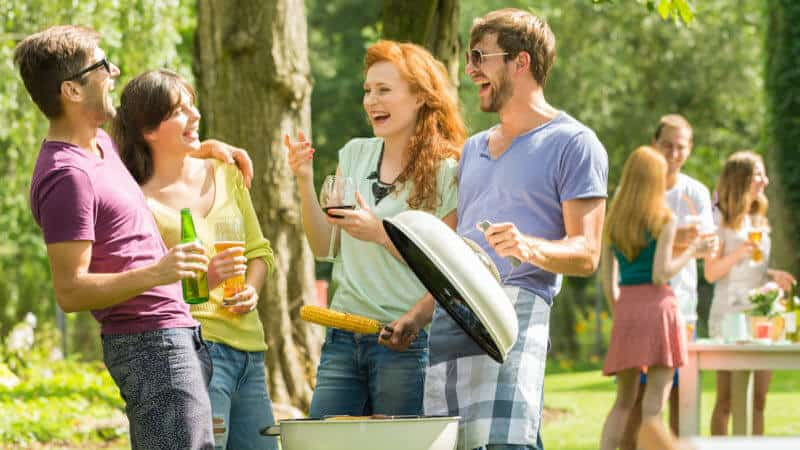 The Ultimate Checklist for Backyard Party