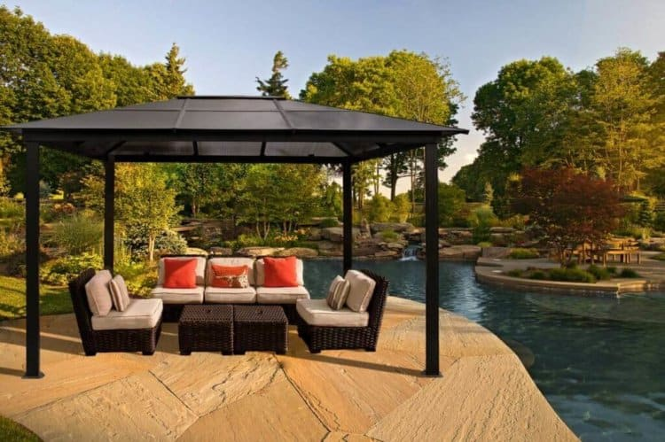 10 Awesome Gazebo Canopy Maintenance Tips