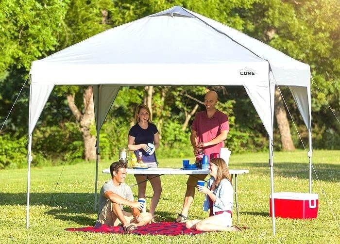 10 Cool Ideas for Your Outdoor Pop up Canopy